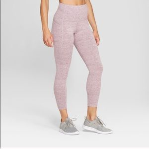 CHAMPION High waisted Leggings in Lilac